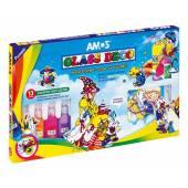 Farby witrażowe AMOS 11x22ml + 2 kontur GD22P13WM