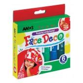 Farby do twarzy AMOS