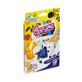 Flamastry zapachowe XPLOSION 12 kol. (42672) 160-2110