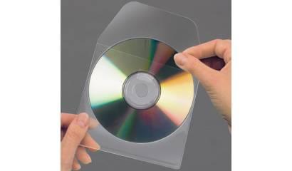 Kieszeń samop. 3L na CD 127x127 (10szt) L6832-10