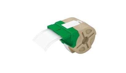 Kaseta z samoprzylepną, papierową taśmą do drukowania etykiet LEITZ Icon, szer. 50mm, biała 70060001
