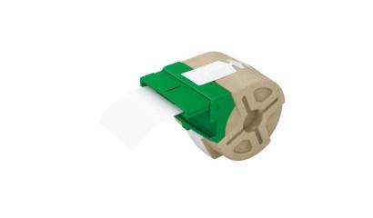 Kaseta z papierową taśmą do drukowania etykiet LEITZ Icon, szer. 57mm x 22m biała 70050001