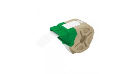 Kaseta z papierową taśmą do drukowania etykiet LEITZ Icon, szer. 32mm x 22m biała 70080001