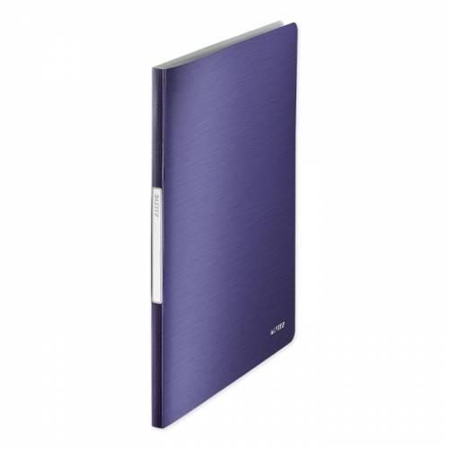 Album ofertowy LEITZ Style A4 20 koszulek, niebieski 39580069