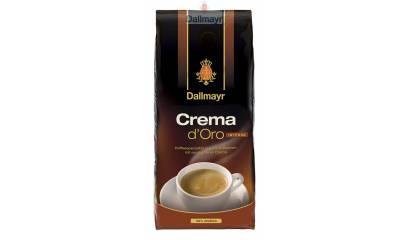 Kawa DALLMAYR Crema d'Oro 1kg