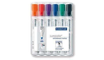 Marker suchościeralny STAEDTLER Lumocolor okrągły