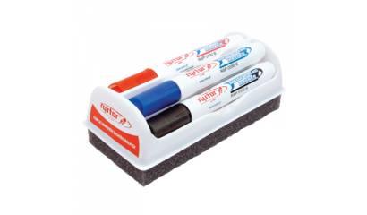 Marker suchościeralny RYSTOR RMS-1 kpl.4kol z gąbką
