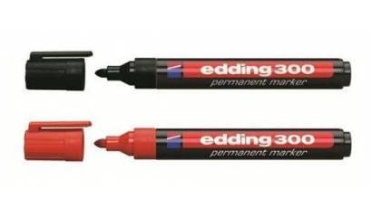 Marker permanentny EDDING 300 okrągły