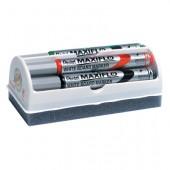 Marker suchościeralny PENTEL Maxiflo MWL5S-4N 4 kolory  z gąbką