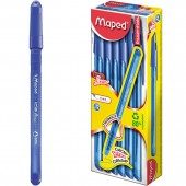 Długopis MAPED Ice Fine 0,7 niebieski 224234