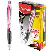 Ołówek automatyczny MAPED BlackPeps 0,5mm różowy 559536