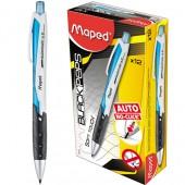 Ołówek automatyczny MAPED BlackPeps 0,5mm niebieski 559530