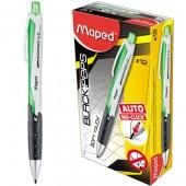 Ołówek automatyczny MAPED BlackPeps 0,5mm zielony 559533
