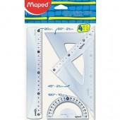 Zestaw geometryczny MAPED Start Medium 20cm 242820