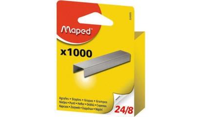 Zszywki MAPED 24/8 1000szt 324305