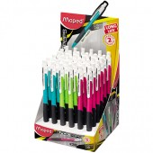 Ołówek automatyczny MAPED Blackpeps Long Life 0.5 mix kolor 564040