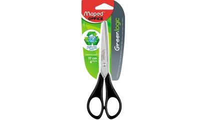 Nożyczki MAPED GREENLOGIC 17cm 468010