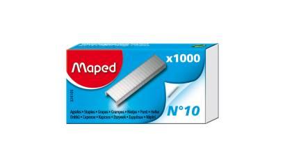 Zszywki MAPED No.10 op.1000szt 324105