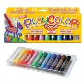 Farby w sztyfcie INSTANT PlayColor 12kol. 10731