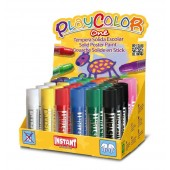 Farby w sztyfcie INSTANT PlayColor 12kol. (30szt) 58241