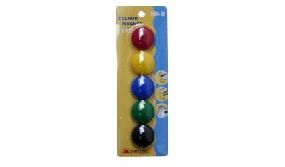 Magnesy kolorowe ARGO WF-30 (5)