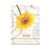 Kalendarz książkowy Ola  A6 tydzień/strona T-212F-04