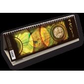 Kalendarz biurkowy ze spiralą  poziomy T-100 mix wzorów