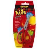 Nożyczki dla dzieci 3M SCOTCH 12cm 1441B/1413