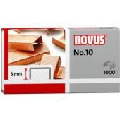 Zszywki miedziowane NOVUS 10 x 1000 040-0207