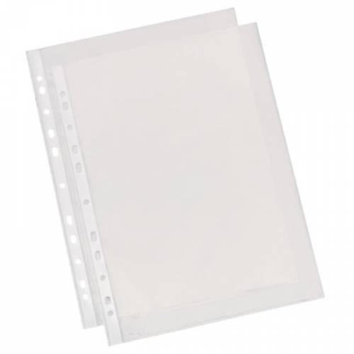 Koszulka krystaliczna ESSELTE A4 karton (100szt) 55mic 56066