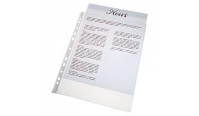 Koszulka groszkowa ESSELTE A4 folia (100szt) 48mic 56171