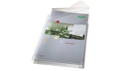 Koszulka na katalogi z klapką LEITZ A4 folia (5szt) 170mic 47573003