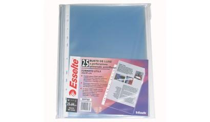 Koszulki groszkowa ESSELTE Maxi A4 (25szt) 120mic 259760