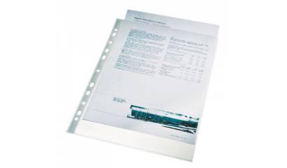 Koszulka krystaliczna ESSELTE A4 karton (100szt) 105mic 56093