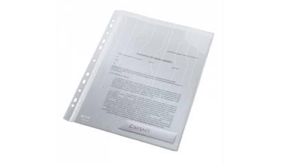 Folder LEITZ CombiFile A4 usztywniany (3szt) przeźroczysty 47280003