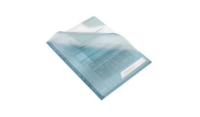 Folder LEITZ CombiFile A4 usztywniany (3szt) niebieski 47280035