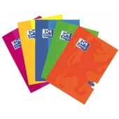 Zeszyt OXFORD Fluo A5 / 16 kartek kratka 100302226