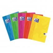 Brulion OXFORD Soft Touch A4 / 96 kartek kratka 400075022
