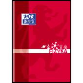 Zeszyt szkolny OXFORD Fizyka A5 / 60 kartek w kratkę, okładka laminowana 400092593