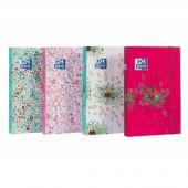 Kalendarz szkolny OXFORD BTS FLOWERS 12X18 100735282