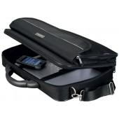 Teczka na laptopa ALASSIO Elite S, czarna, 37,5x29x10cm A46110