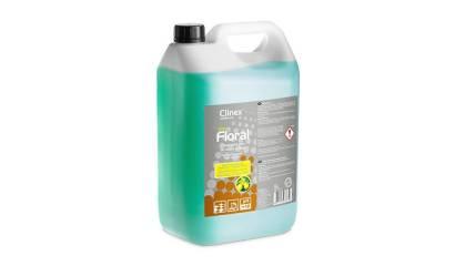 Uniwersalny płyn do mycia podłóg CLINEX Floral Ocean 5L 77-891