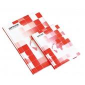 Brulion OFFICE PRODUCTS A5 96k kratka 16031211-99