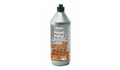 Płyn do mycia drewnianych podłóg i paneli CLINEX Wood&Panel 1L 77-689