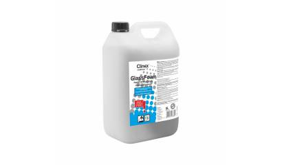 Pianka do mycia szyb CLINEX Glass Foam 5l 77-694