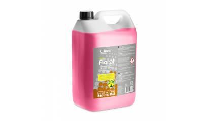 Uniwersalny płyn do mycia podłóg CLINEX Floral Blush 5L 77-894