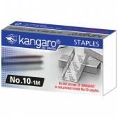 Zszywki KANGARO galwanizowane No.10 (1000szt) KA101M