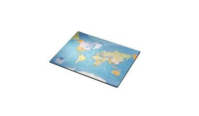 Podkładka na biurko ESSELTE Mapa Świata 400x530mm 32184