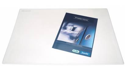 Podkładka na biurko BANTEX wysokokrystaliczna z kieszenią 440x630mm 100551508