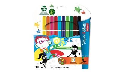 Flamastry PAPER MATE Pinsocolor 10kol. S0247093